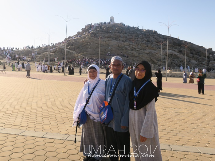 Why Muslims Visit Jabal Rahmah?