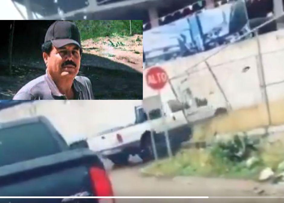 VIDEO: Así son las trocas donde viaja comando de la muerte de El Mayo Zambada