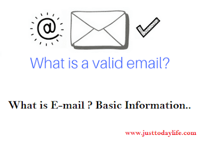 what-is-e-mail-basic-information, What is E-mail ? Basic Information, uses of email, what is email, advantages of email, what is email service, email notes pdf, what is email used for, importance of email, history of email