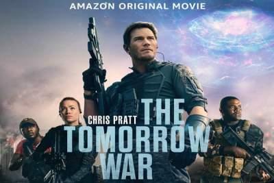 The Tomorrow War 2021 Hindi English Telugu Tamil Full Movies 480p