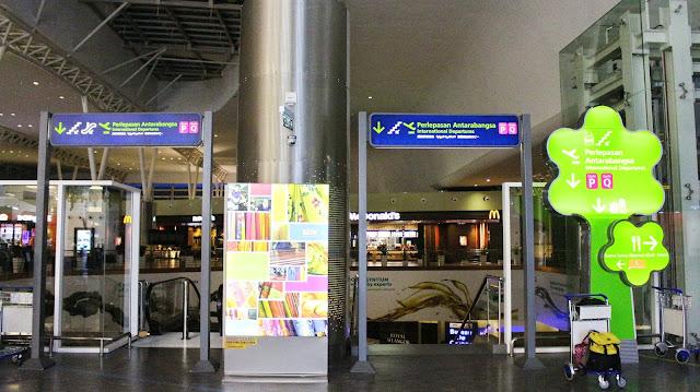 KLIA2 International Boarding Gate
