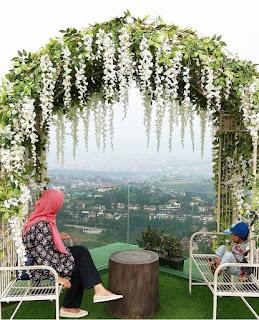 Skyline Best View Resto, wisata Bandung, Skyline Dago