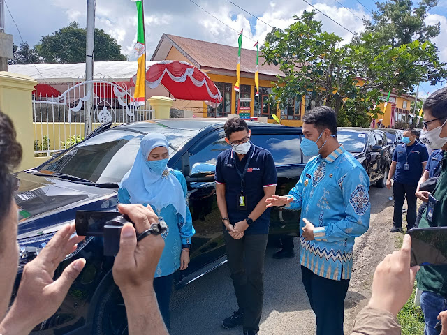 Bupati ASA Pastikan Sinjai Siap Ikuti Anugerah Desa Wisata Indonesia 2021