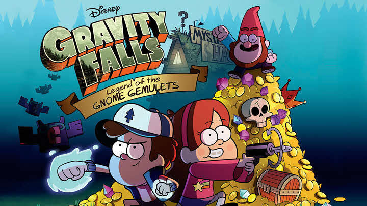 Funny Shows Like Gravity Falls
