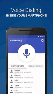 Voice Call / Dialer is a simple app which enables voice dialing / calls on Android Smartphone Apps Download: