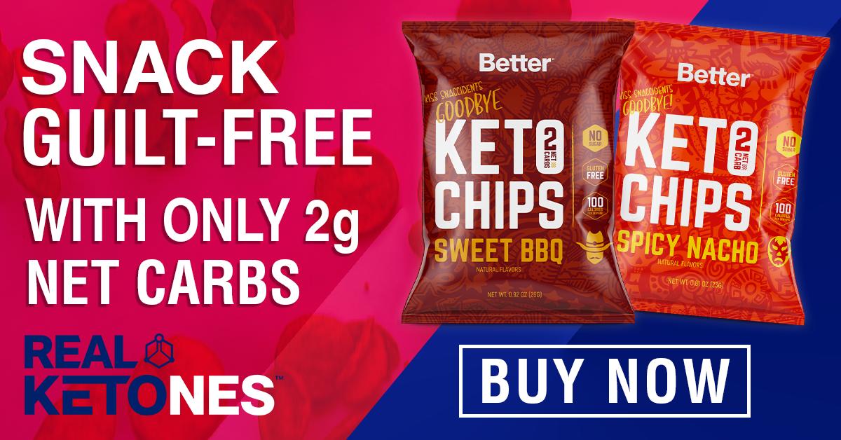 Delicious Keto Chips