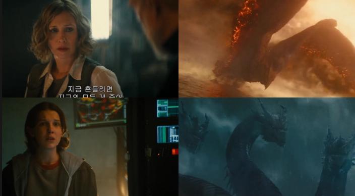 Godzilla: King of the Monsters (2019) 1080p 720p 480p HDRip