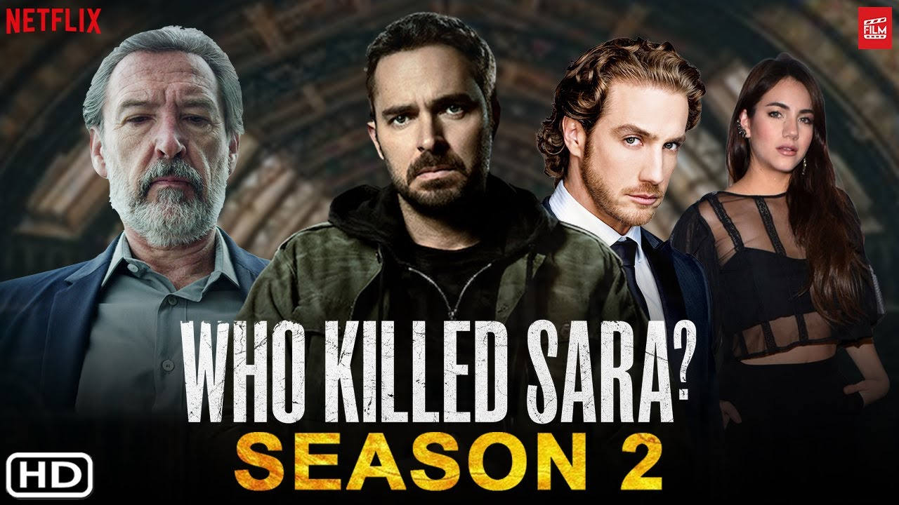 """When is """"Who Killed Sara"""" season 2 coming out"""