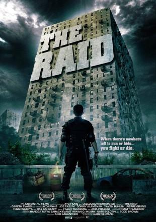 The Raid: Redemption 2011 BRRip 720p Dual Audio