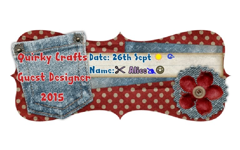 GD per il Quirky Craft Challenge