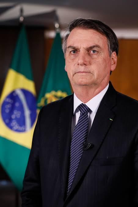 Brazil is broken, boss, there is nothing I can do-Says Brazil President Jair Bolsonaro