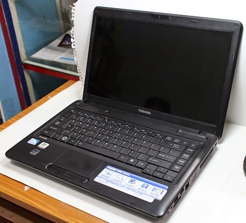 Laptop Bekas Toshiba Satellite L605