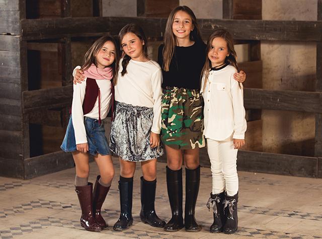 #Pisamonas #calzadoinfantil #otoñoinvierno16 #botasdeagua #Igor #PequeñaFashionista