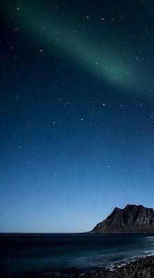aurora wallpaper mobile phone