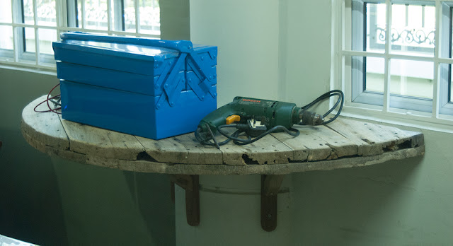 Testing Floating Mounted Table