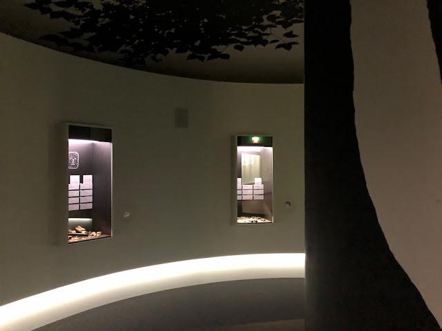 Kansallismuseon esihistoriallinen näyttely
