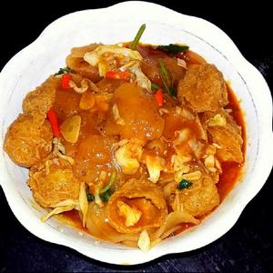 Resep Seblak Bumbu Bali | menumasak.com