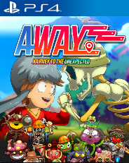 Away Journey to the Unexpected – PS4