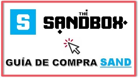 Cómo Comprar Criptomoneda THE SANDBOX (SAND)  Tutorial Actualizado Paso a Paso