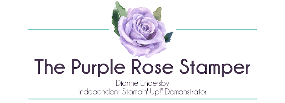 The Purple Rose Stamper