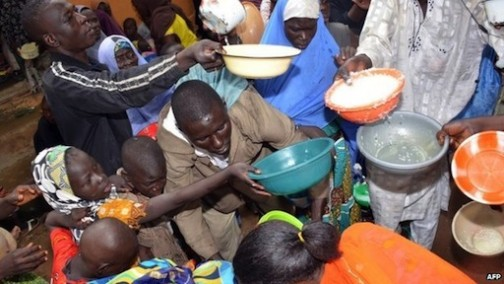 Image result for poverty in Nigeria
