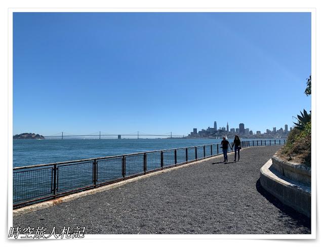 舊金山惡魔島遊記 (Alcatraz island)下篇 2019/09