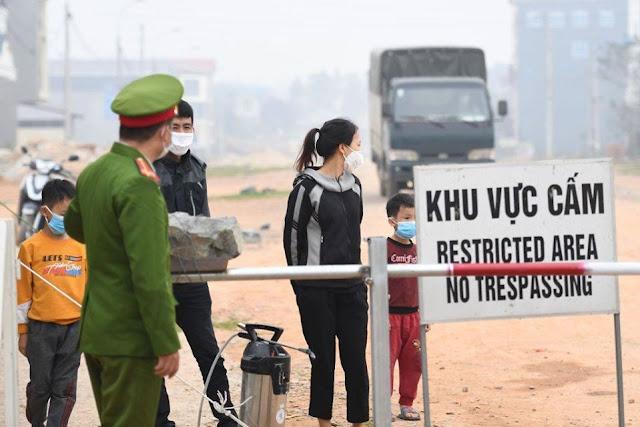 Việt Nam mua thêm 20 triệu khẩu trang, lên các kế hoạch cách ly diện rộng