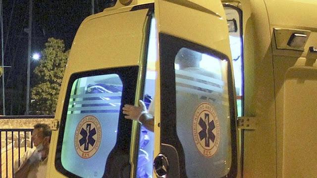 Νεκρός οδηγός νταλίκας σε πάρκινγκ στο ύψος του Ασπρόπυργου