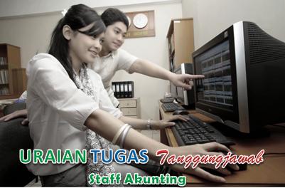 Tugas Dan Tanggungjawab Staff Akunting