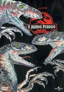 O Mundo Perdido: Jurassic Park - BDRip Dual Áudio