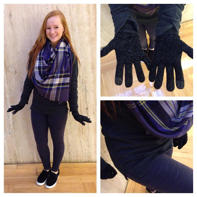 lululemon pranayama-scarf blissed-out-gloves