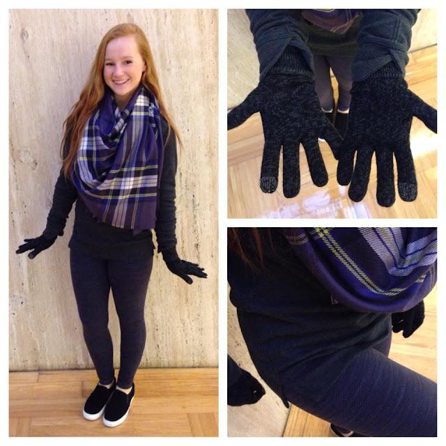 lululemon pranayama-scarf blissed-out-gloves