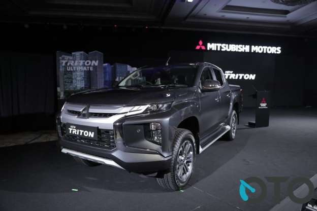 Launching New Triton Indonesia