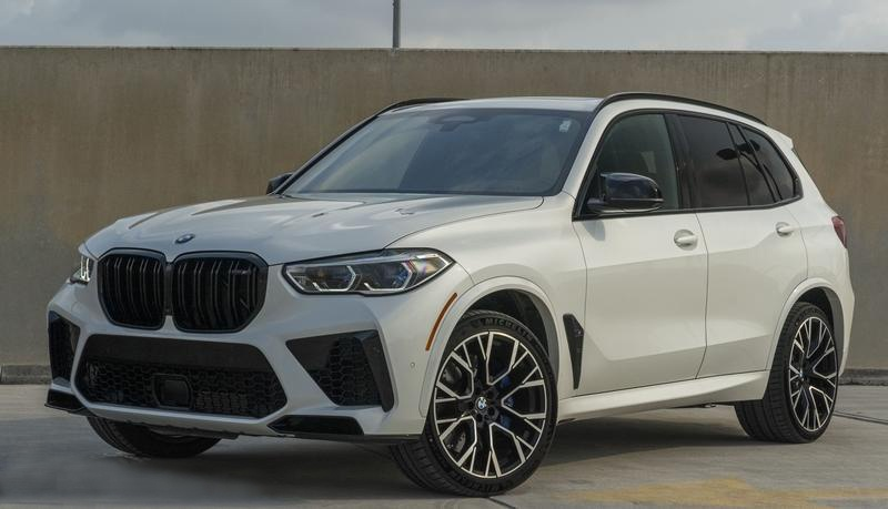BMW X5 M Competition 2020 - mạnh nhưng không nhanh hơn đối thủ