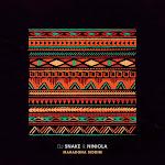 DJ Snake & Niniola - Maradona Riddim - Single  Cover