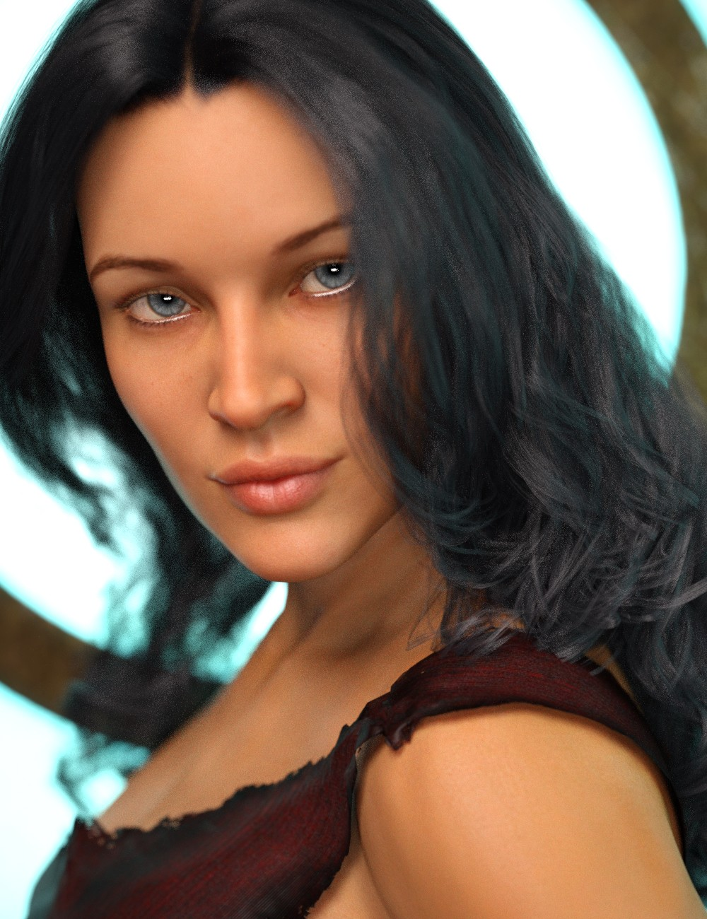 Poser and DAZ Studio 3D Models: Character|DAZ Studio and Poser Content
