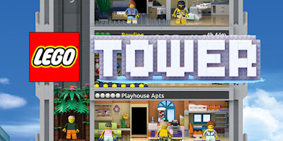 LEGO Tower has Launched on iOS/Android