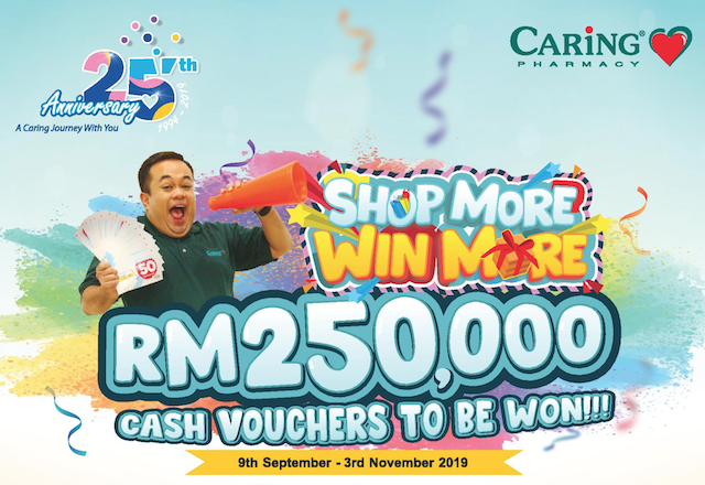 Join the #SHOPMOREWINMORE Contest!