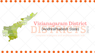 Vizianagaram  District  mandals and tourist places