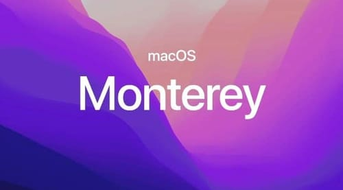 Apple launches macOS Monterey