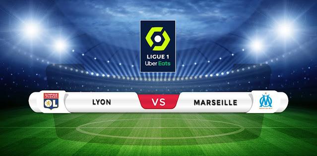 Olympique Lyonnais vs Olympique Marseille – Highlights
