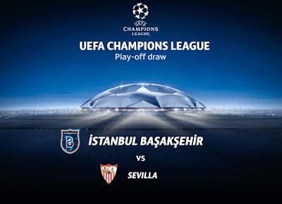 İstanbul Başakşehir vs Sevilla FC