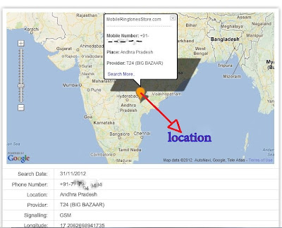 Trace Mobile Number with Owner Name [ Location and Address