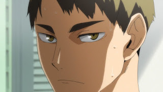 Hellominju.com : ハイキュー!! アニメ 白鳥沢学園高校バレー部 キャプテン 牛島若利(CV.竹内良太) | Ushijima Wakatoshi | Haikyū!! Captains PROFILE  | Hello Anime !