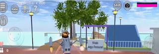 ID Wisata Wagyu Restaurannt Di Sakura School Simulator