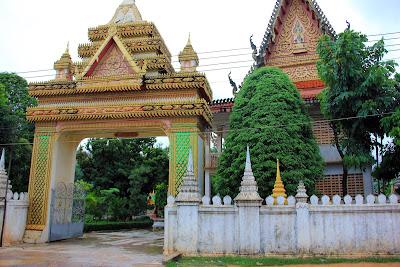 Xaiyamoungkhoun Temple / Wat Sayamungkhun / Bac Xayamoungkhoun - Savannakhet