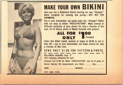 Make your own Bikini