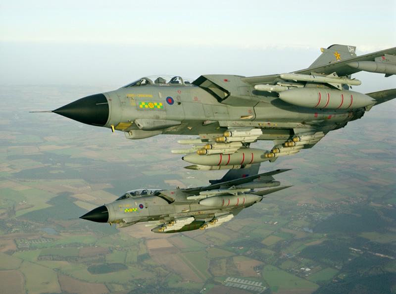 Amazing Weapons Loads Tornado