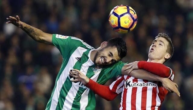 Athletic Club vs Real Betis en vivo