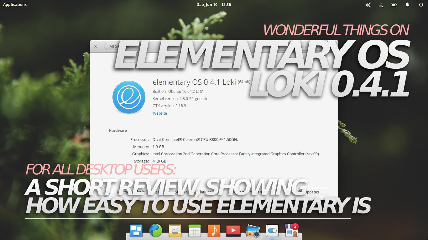 Wonderful Things On Elementary Os Loki 0 4 1